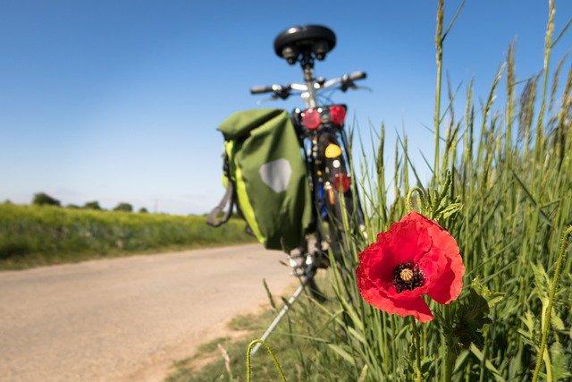 majówka i rower