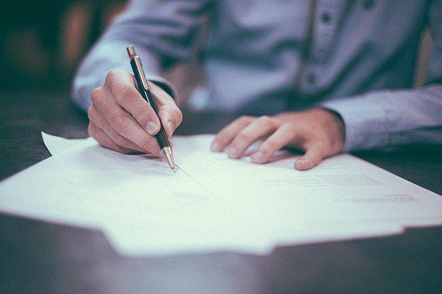 pisanie ręczne