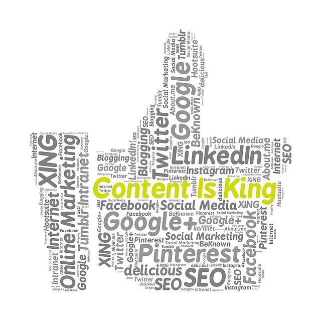 blogowanie content
