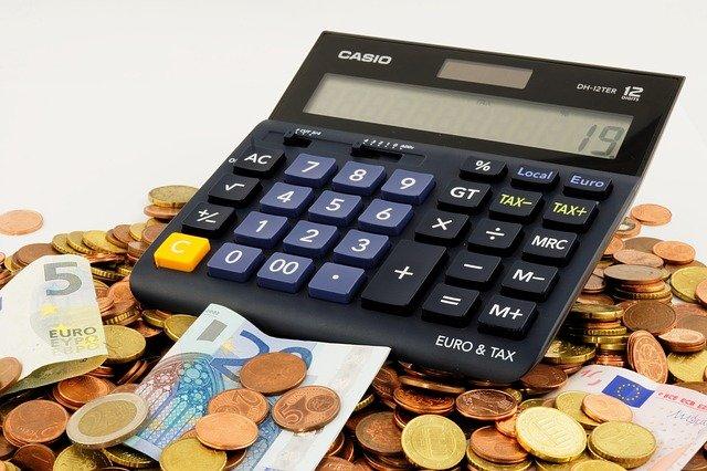 kalkulator finanse