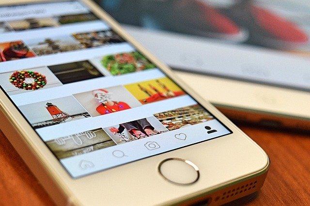 Instagram na telefonie