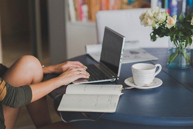 blogowanie z domu