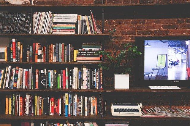 książki i nauka